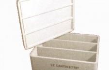 Box for 3 bottles 750 cc