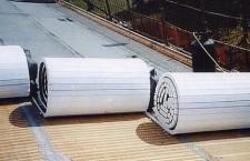 REXROLL: velocizzare le operazioni di posa in opera dell'isolamento termico e dell'impermeabilizzazione